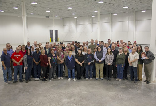 The Hopkins family created an employee stock ownership plan (ESOP) 15 years ago to help ensure the financial futures for the loyal workforce at Hopkins Printing.