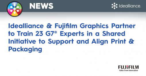 Idealliance and Fujifilm G7 Expert training