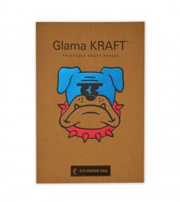 CTI Paper Glama KRAFT swatchbook.