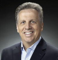 Charlie Lahr has been promoted to Komori America's Manager of Inkjet Solutions