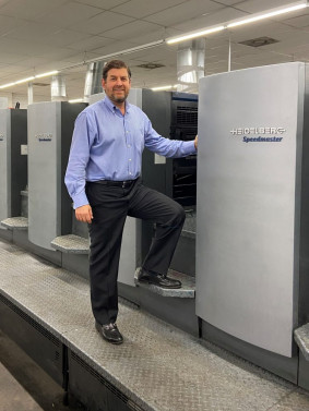 As the third generation and grandson of the original founders to lead Drummond, John Falconetti has guided the company beyond its commercial printing roots into new offerings through acquisitions and organic growth.