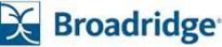 Broadridge logo customer experience study