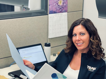 2021 Rising Star: Jessica Swider Loves that 'Every Day is Different' at TEAM Concept Printing