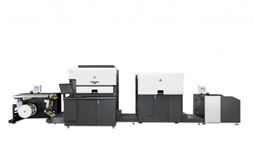 HP Indigo 6K Secure Press