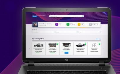 HP Indigo introduces PrintOS Learn