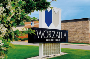 Worzalla has invested a total of $30 million in its modernization and expansion plan.
