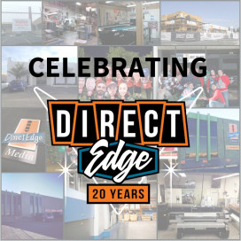 Direct Edge Media is celebrating 20 years with an expansion of its headquarters.