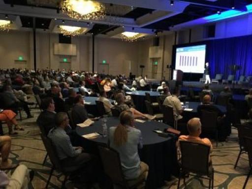 The 2021 Inkjet Summit kicked off yesterday in Austin, Texas.