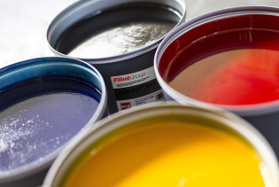 Global supply chain issues are affecting the ink industry.
