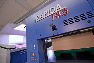 NEPA Carton & Carrier Operates Two Koenig & Bauer Rapida 145 Presses With Inline Qualitronic Instrument Flight Systems