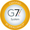 The Canon PRISMAsync Color Print Server for imagePRESS color digital presses received the G7 Certified System designation from Idealliance.