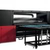 The Agfa Graphics' Jeti Tauro H2500 press.