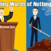 Great Swelling Words of Nothingness for Small Business