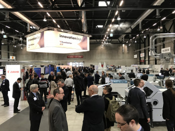 More than 6,000 visitors from 50 nations attended Hunkeler InnovationDays 2017.