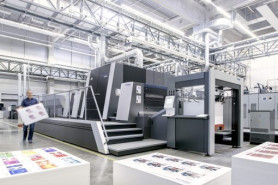 First Heidelberg Primefire 106 digital press to be installed in Japan this summer.