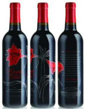 Monvera Glass Décor specializes in screen printing directly onto glass bottles. Much of its business comes from the wine segment due to its northern California location.