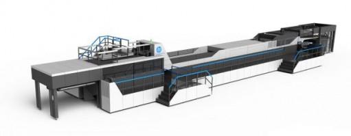 HP PageWide C500 digital press.