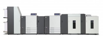 The RISO VALEZUS T2100 will be showcased at PRINTING United.