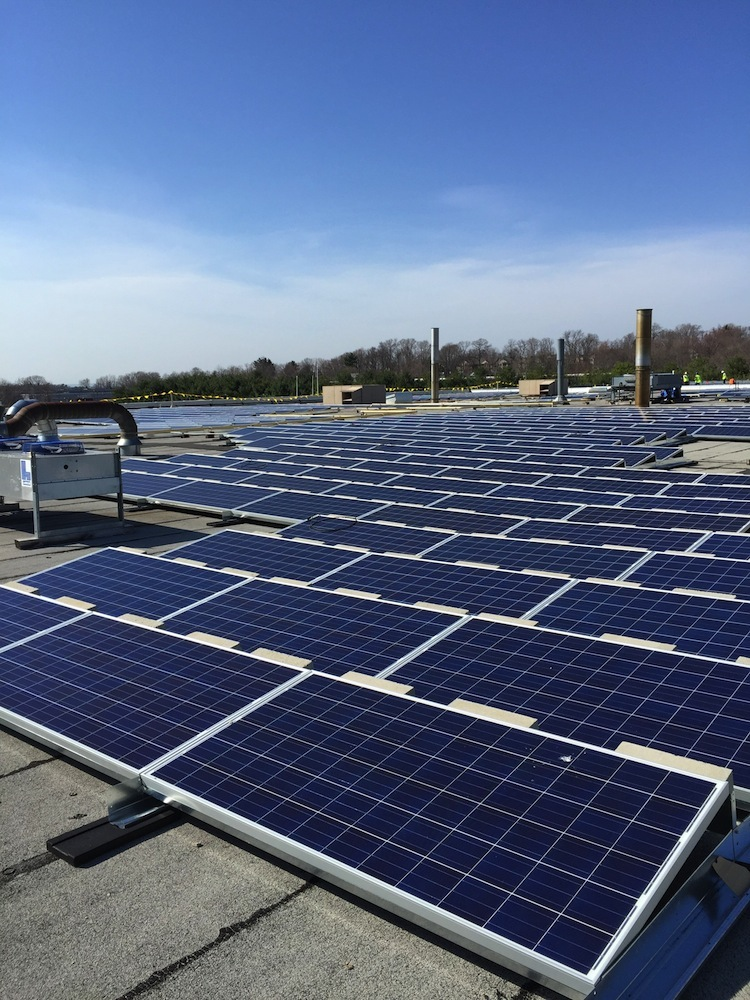 Allied Printing Services Goes Solar For Earth Day