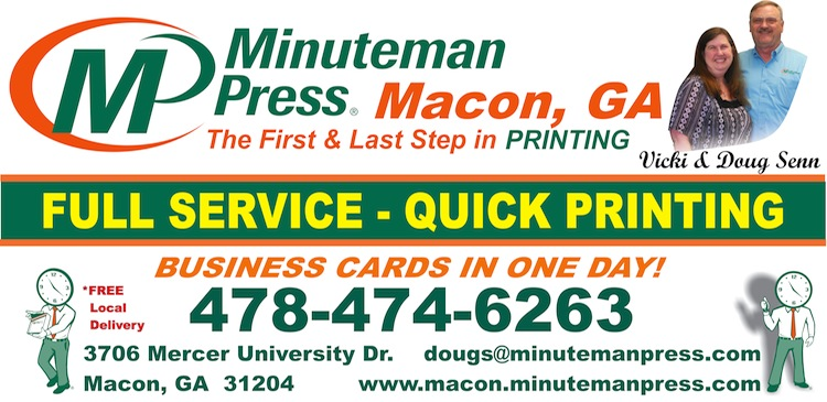 Worlds largest business card at minuteman press in georgia the business card measures 4608 sq in reheart Choice Image
