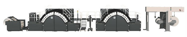 HP PageWide Web Press: New Brand, Higher Quality and Productivity in Inkjet