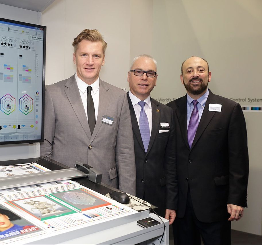 Koenig & Bauer Receives Two G7 System Certifications